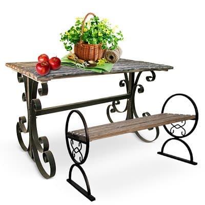 Мебель для летней кухни
