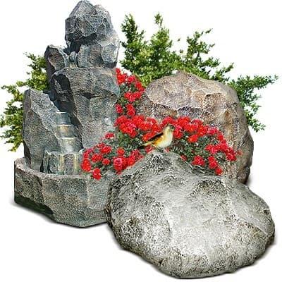 Камни декоративные