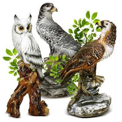 Фигурки - Птицы