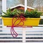 Кронштейны для цветов на балкон
