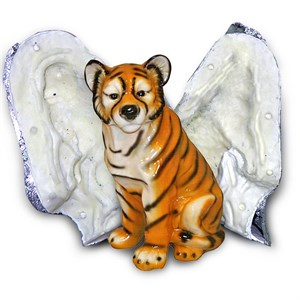 Форма для фигуры Тигр