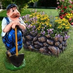 Комплект садовых фигур