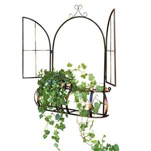Подставка для цветов за окно 51-279