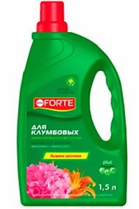BONA FORTE для открытого грунта клумбовые цветы 1,5л
