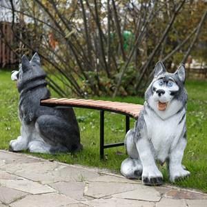 Дачная скамейка фото