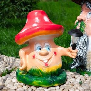 Светильник для дачи гриб