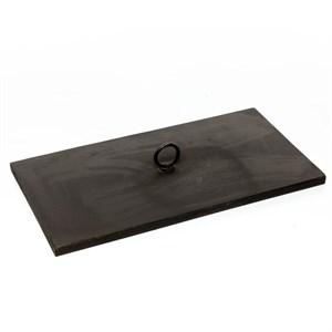Кованая крышка для мангала