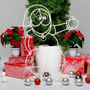 Фигура Санта-Клаус