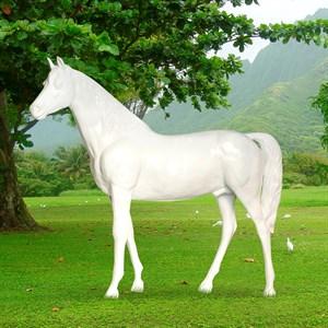 объемный макет лошади