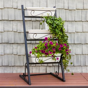 Многоярусная подставка для цветов