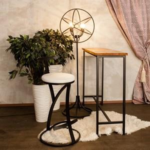 Барный стул кованый