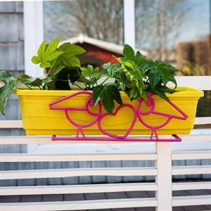 Балконная подставка для цветов 51-505